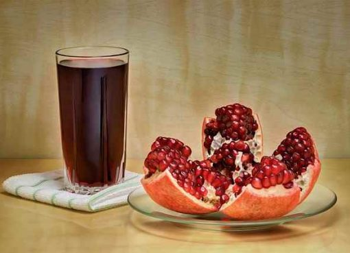 Pomegranate Juice For Weight Loss